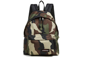 Sac à dos Eastpack camouflage