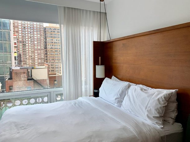 chambre arlo nomad hotel new york