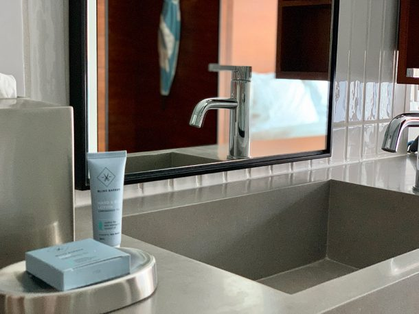 salle de bain arlo nomad hotel new york