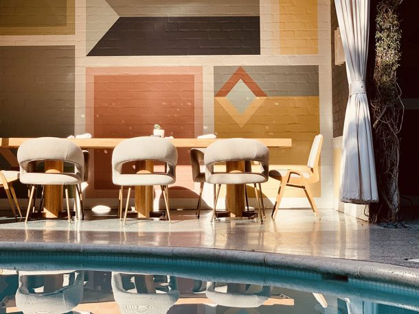 restaurant hotel avalon beverly hills