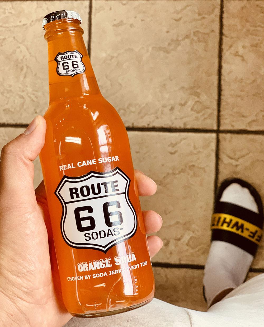 boisson Route 66