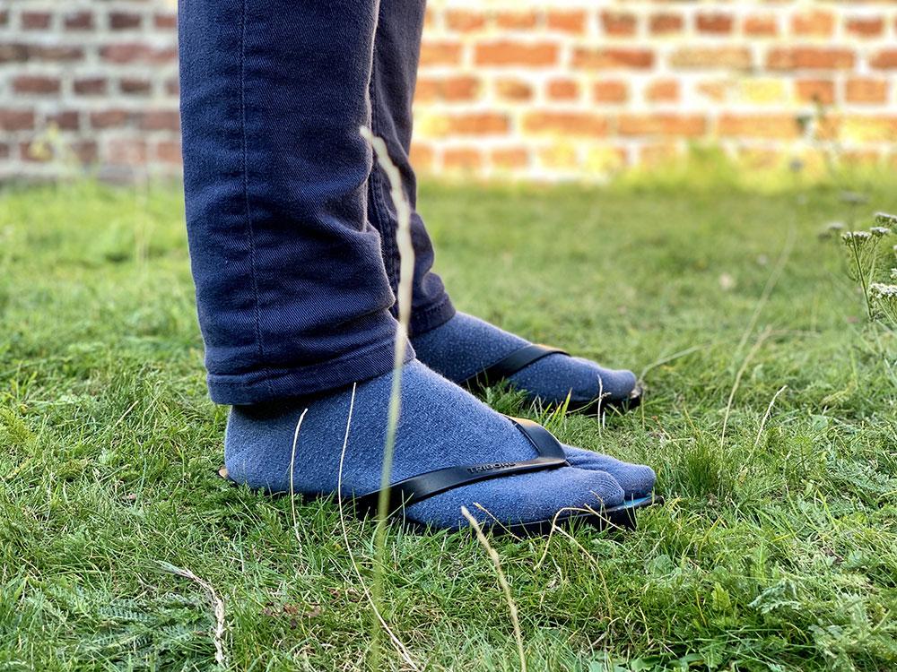 claclaquettes chaussettes japonaises