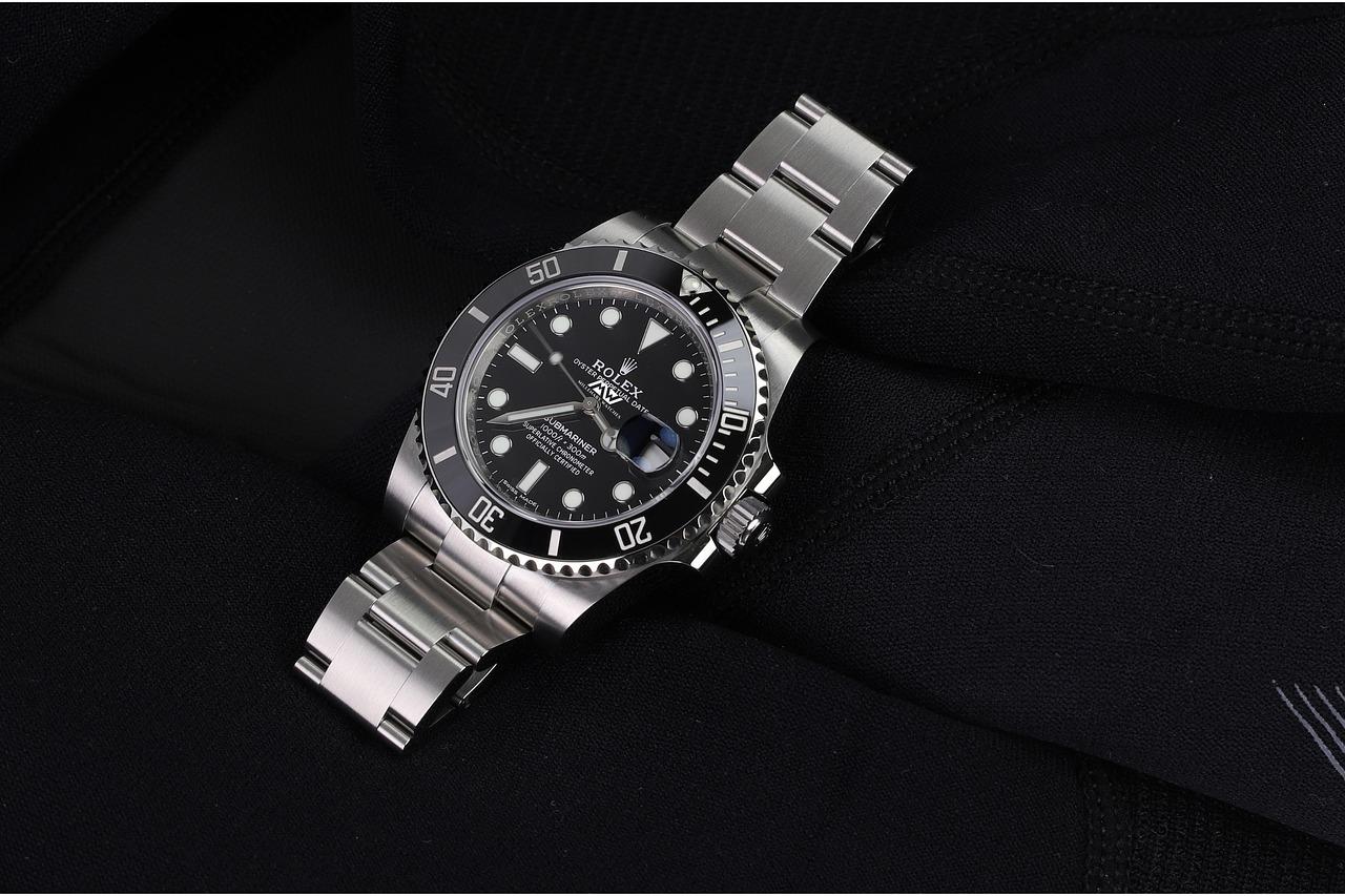 montre Rolex de luxe d'occasion