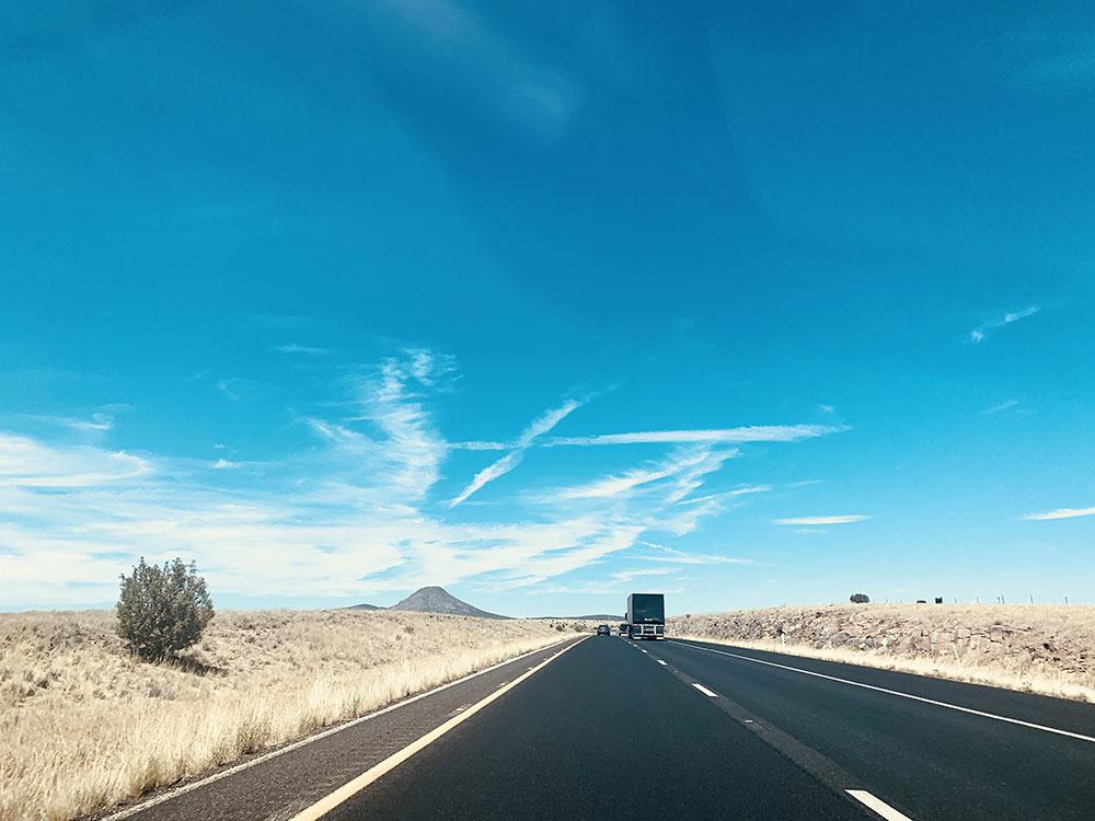 conseils pour un road trip aux usa, de Las Vegas à Sedona