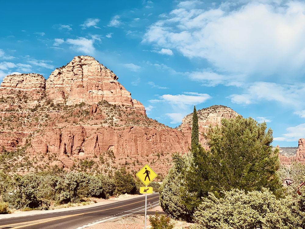 Parc du Sedona en Arizona