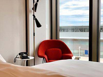 chambre twa hotel