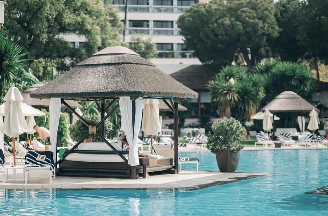 piscine Gran Meliá Don Pepe