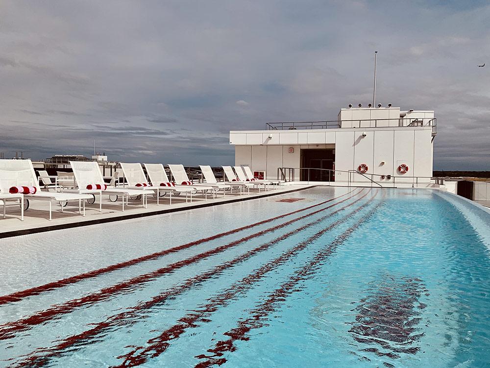 piscine du twa hotel