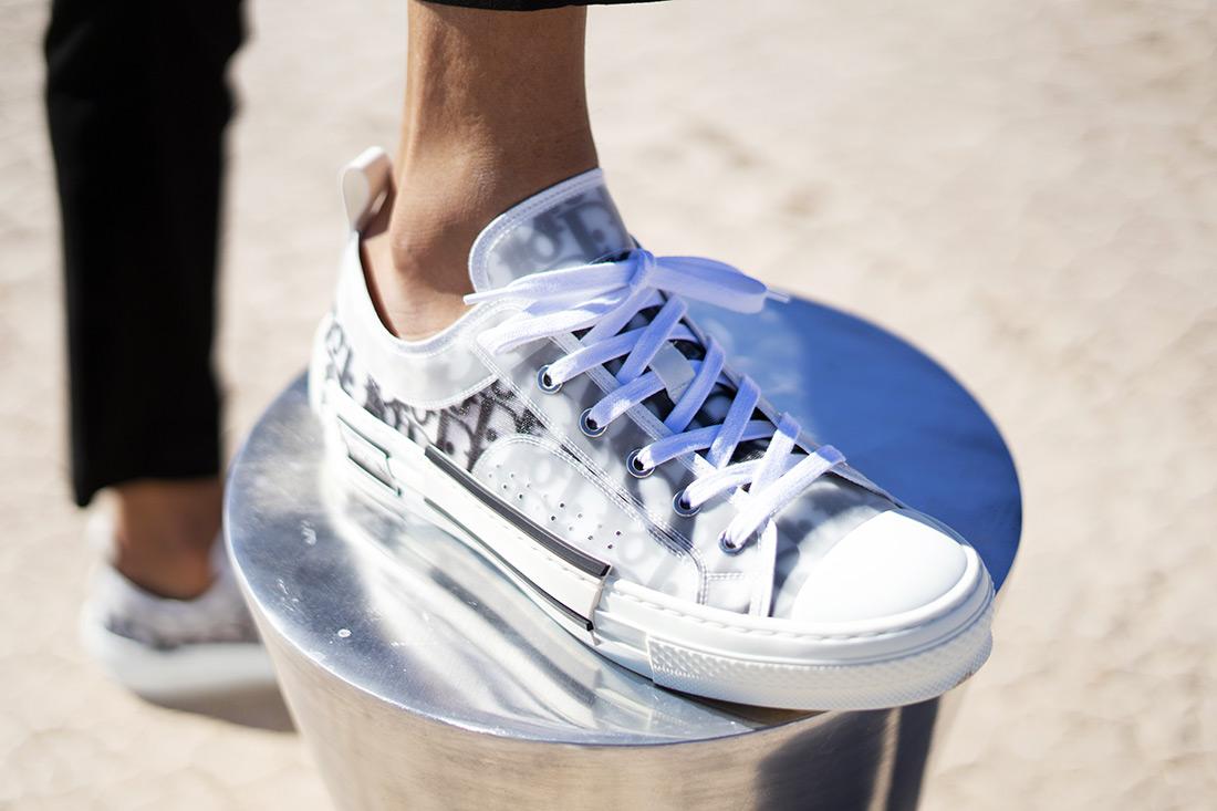 chaussure converse dior femme