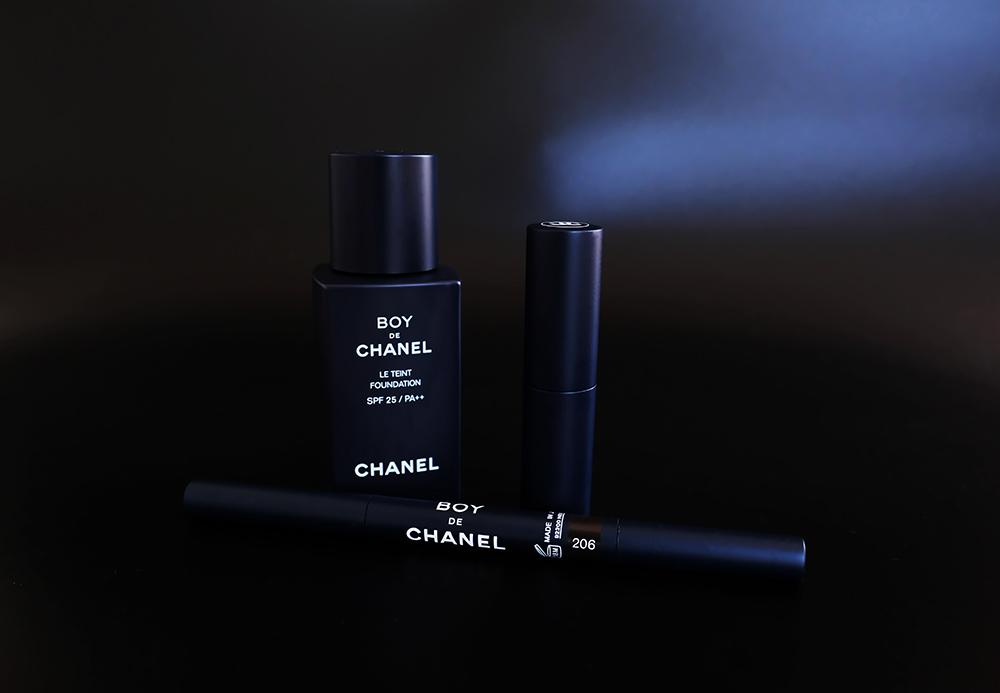 maquillage homme Boy de Chanel