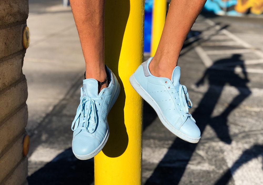 stan smith bleues