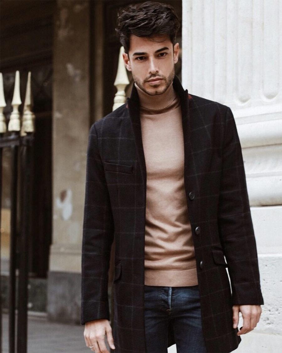 tenue homme pour noel