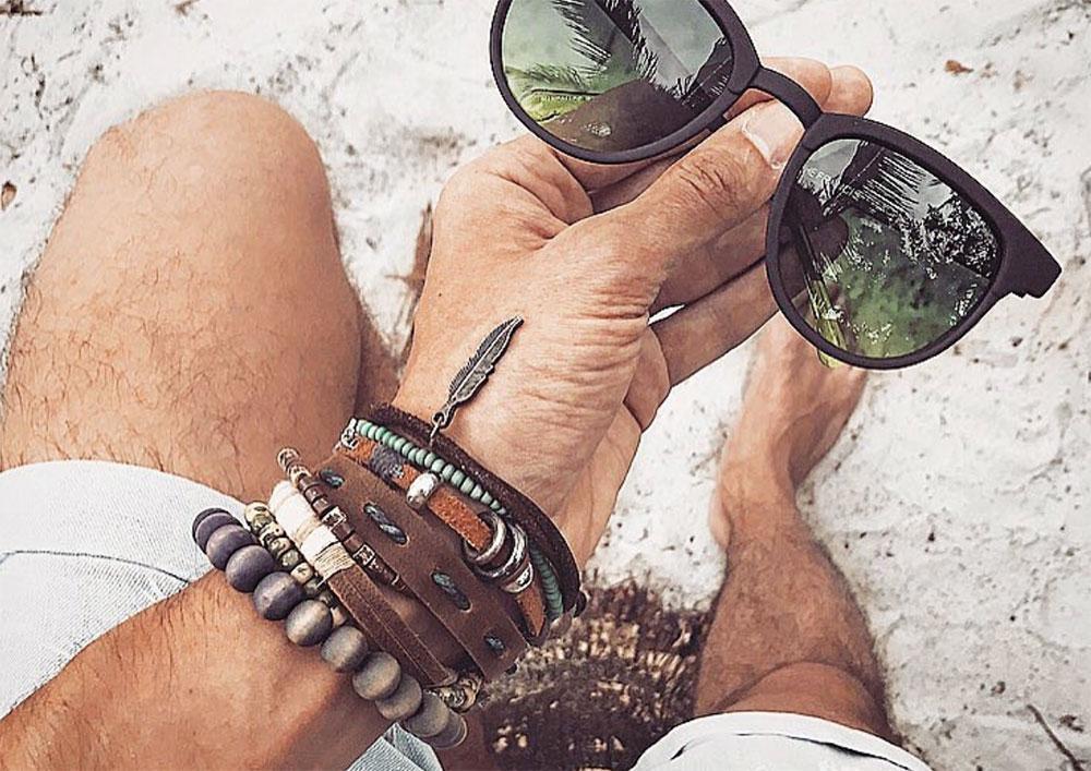 Bracelets pour hommes : 4 différents modèles pour lui faire plaisir
