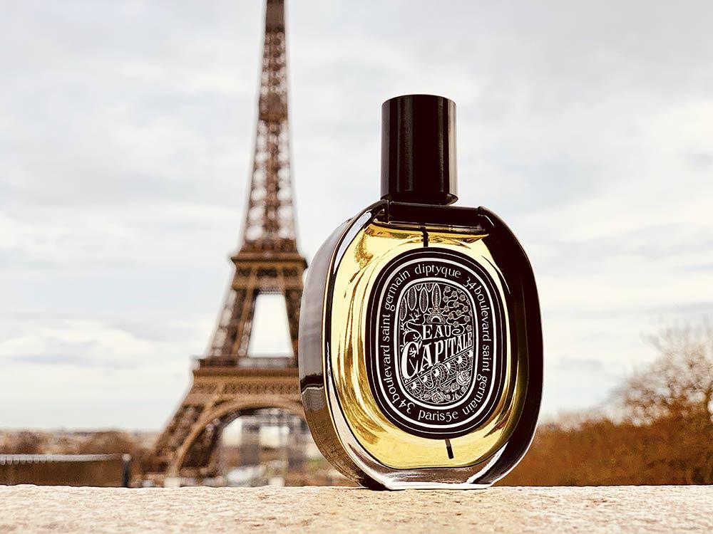 Parfum Diptyque Eau Capitale
