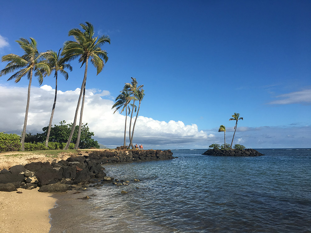 séjour à Honolulu