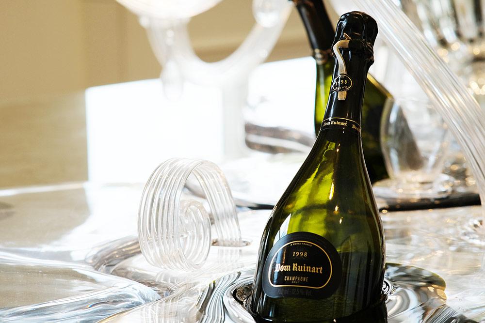 Champagne Ruinart Réserve 1998