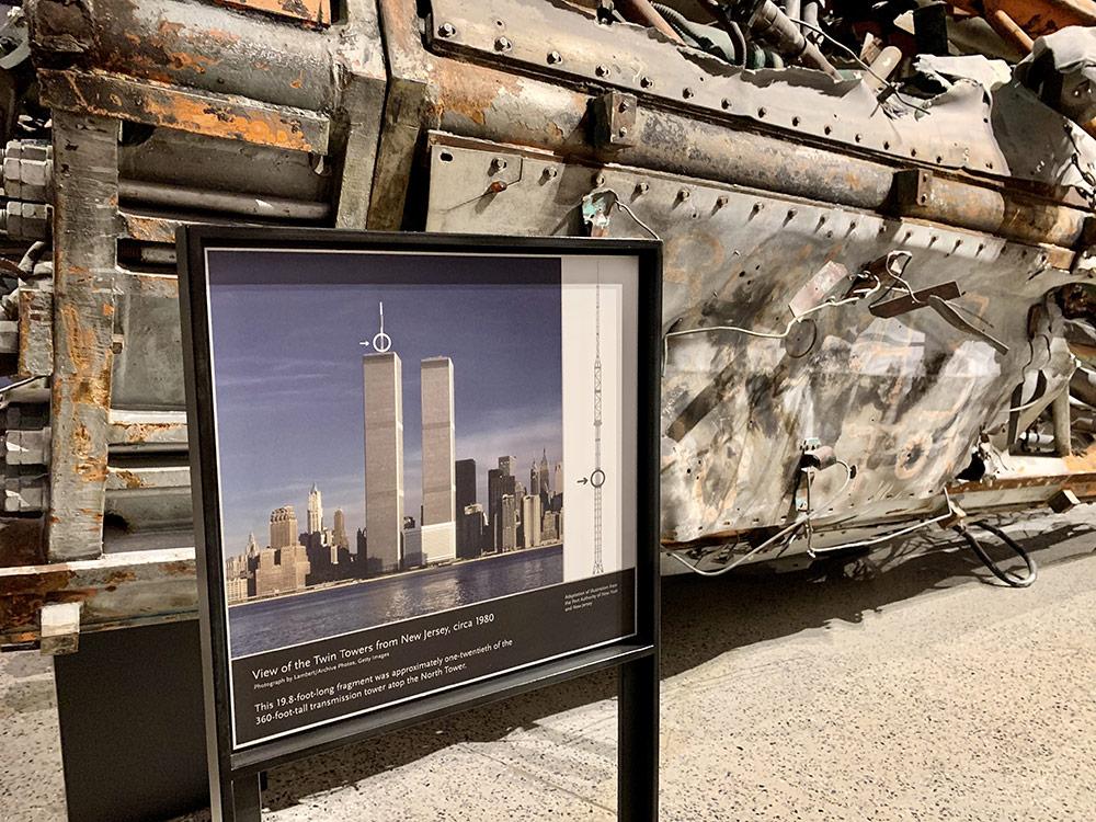 Musée du 11 septembre 2001