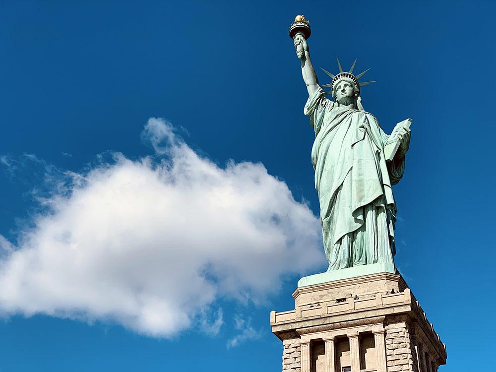 Statut de la Liberté avec le New York City Pass
