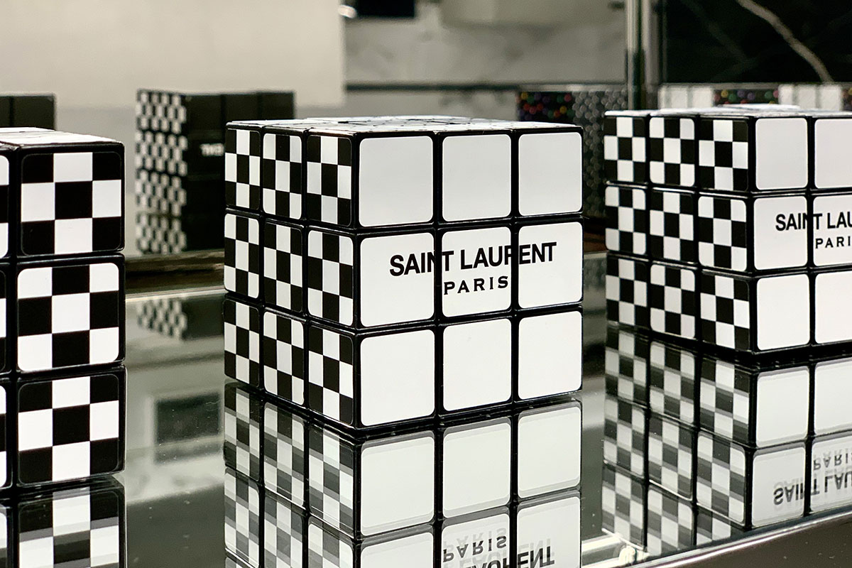 rubicube saint laurent