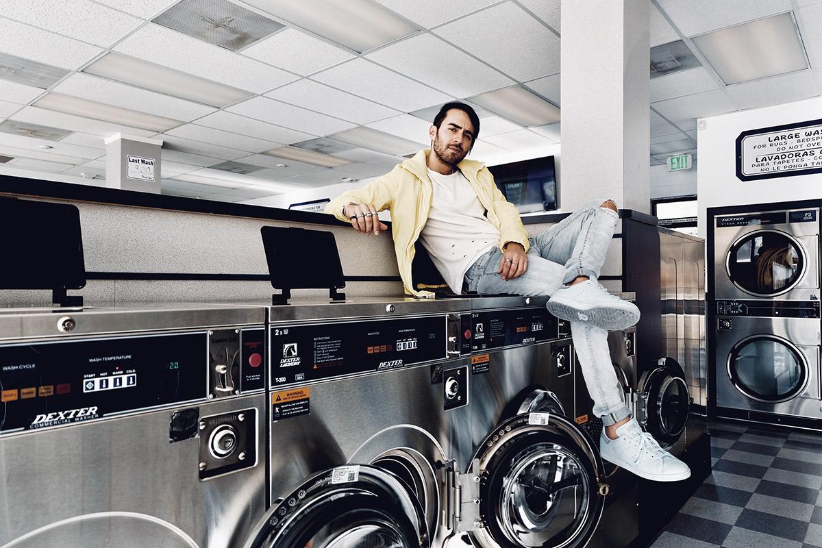 comment laver un jean
