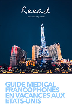 Guide Medical Gratuit Voyage USA